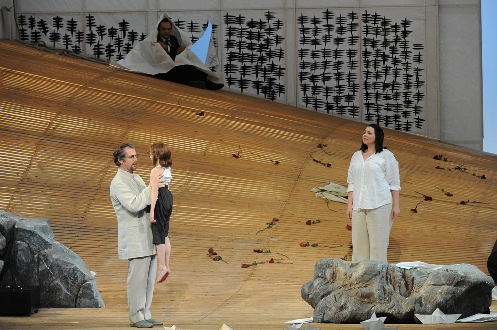 Madama Butterfly / Sharpless – Semperoper Dresden, 2012